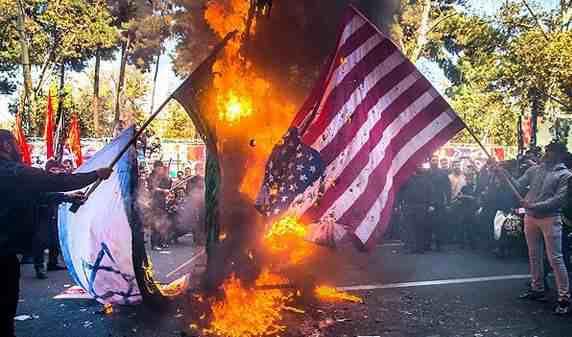 یوم الله ۱۳ آبان در تهران
