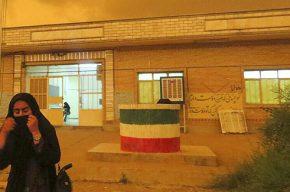 خوزستان؛ بارندگی در ارتفاعات، گرد و غبار در مرکز