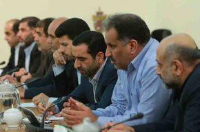۱۴ نماینده خوزستان که دغدغه ماندگاری افشانی را در سمت شهرداری تهران دارند