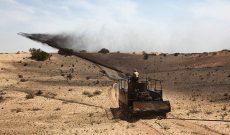 ۱۱۰ میلیون لیتر مالچپاشی در شنزارهای خوزستان