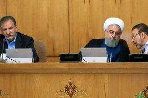 ایفای نقش رئیس دفتر روحانی در اختلافات کابینه؛ ماموریتی جدید برای محدودیت اسحاق جهانگیری