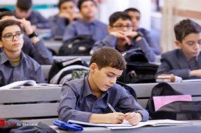 وقوع گرد و خاک موجب تشنج ۵ دانش آموز خوزستانی شد