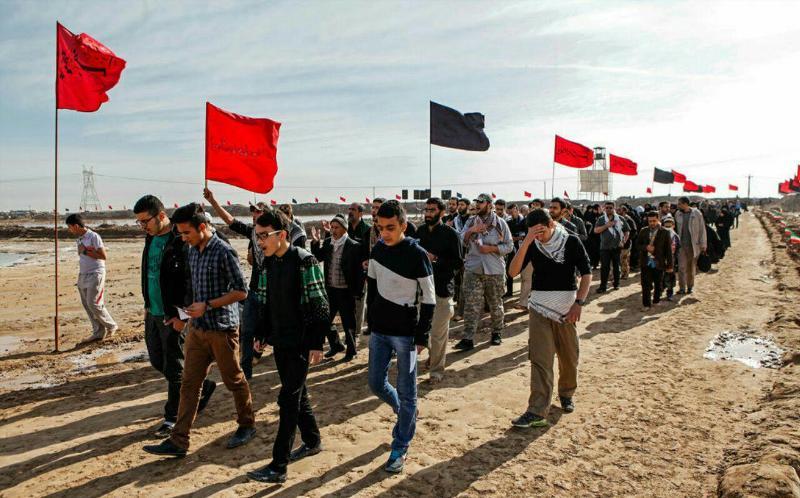 مسیرهای تردد کاروانهای راهیان نور در خوزستان مشکلی ندارند