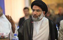 امام جمعه خرمشهر پس از خدا حافظی با مردم و حلالیت ضمنی در هفته های گذشته بار دیگر خطبه های نماز جمعه خرمشهر را ایراد کرده است