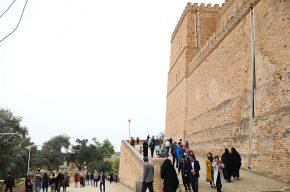 رشد ۱۳ درصدی اقامت گردشگران نوروزی در خوزستان