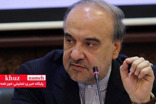 عرب رسما استعفا کرد؛ وزیر ورزش: هیات مدیره پرسپولیس تصمیم میگیرد