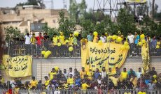 دیدار فولاد-نفت آبادان در مسجدسلیمان؟
