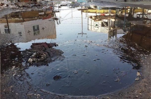 اهوازیها برای آبگرفتگیها و فاضلاب در خیابانها آماده باشند