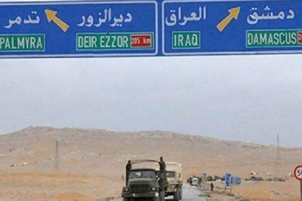 آیا باز شدن گذرگاه القائم – البوکمال بین عراق و سوریه و دسترسی ایران به مدیترانه از یک مسیر زمینی، عربستان را نگران کرده؟