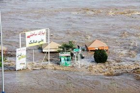 هشدار مدیریت بحران |  پیشبینی بالا آمدن آب رودخانههای خوزستان