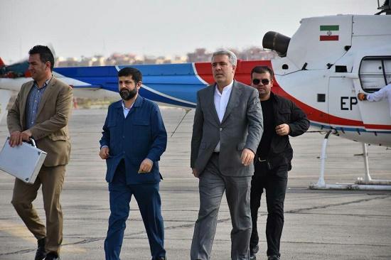 میراث فرهنگی خوزستان | سفر مونسان وزیر میراث التیامبخش دردهای خوزستان است؟