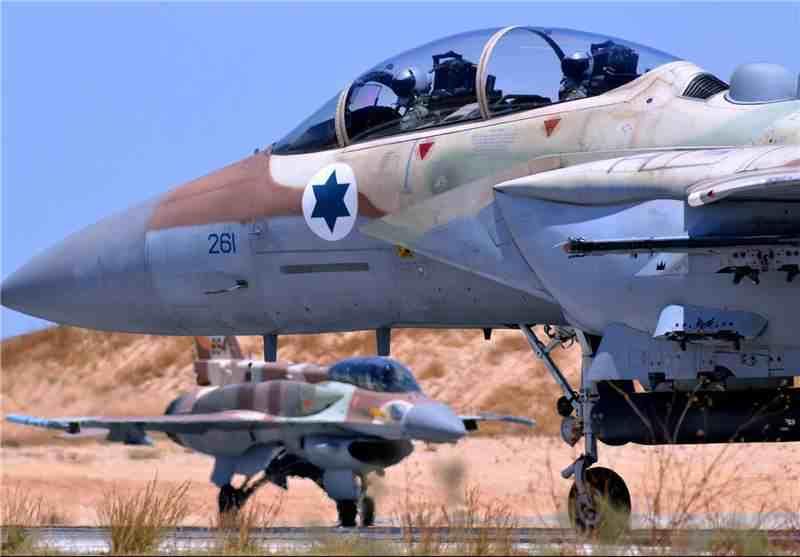 ارتش سوریه یک جنگنده و پهپاد رژیم صهیونیستی را سرنگون کرد