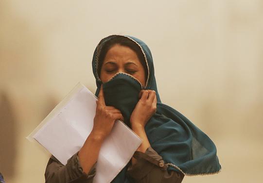 نگرانی از بازگشت ریزگردها به خوزستان
