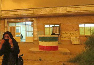 گرد و غبار خوزستان   سیاست خوزستان در مقابله با گرد و غبار باید تغییر کند