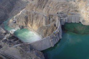مخازن سدهای خوزستان ۲۸ درصد زیر ظرفیت نرمال