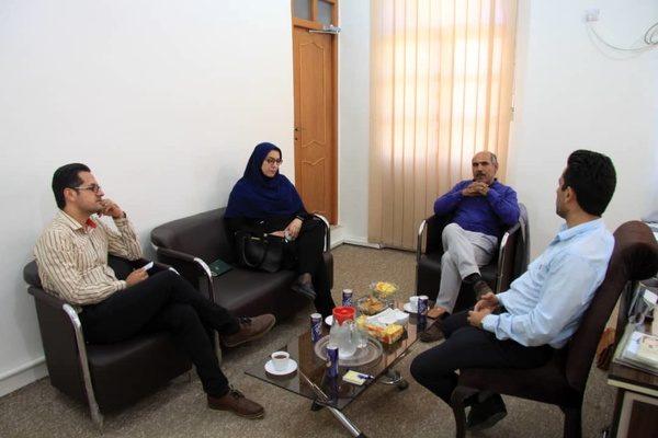نشست مشترک مدیران پایگاه های میراث جهانی خوزستان