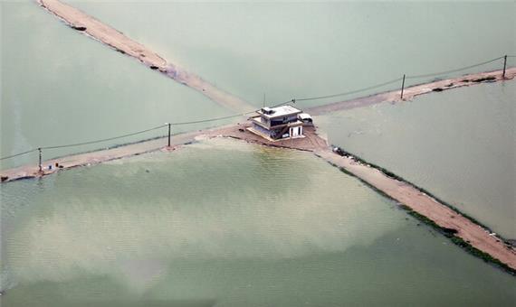 هشدار آسیبپذیری حوضه کرخه در سیلاب احتمالی خوزستان