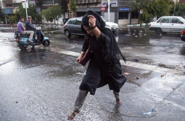 رامهرمز رکوردار میزان بارندگی در خوزستان