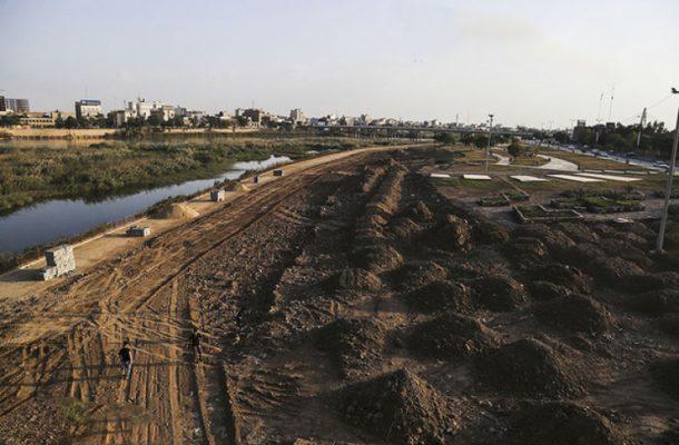 رودخانههای خوزستان در انتظار اعتبار ساماندهی