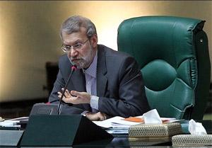 کاندیداتوری لاریجانی| برنامهای برای نامزدی در انتخابات مجلس ندارم