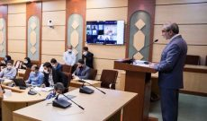 گزارش تصویری// نشست مطبوعاتی سخنگوی شورای نگهبان