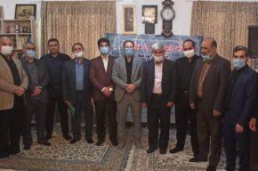 بخشداران منطقه یک استان در گتوند گردهم آمدند
