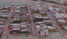 اینجا «ونیز» نیست/آبگرفتگی عجیب منازل و معابر در بندر امام خمینی