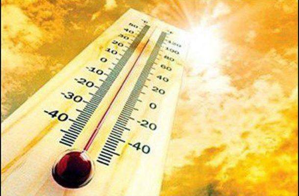 گرمایی که در ربهار میرسد