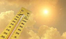 امیدیه رکورد دار گرما در خوزستان