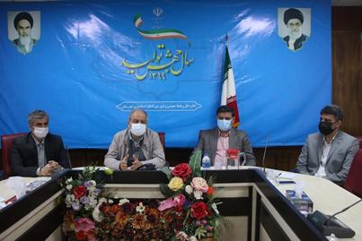 نشست ستاد انتخابات خوزستان