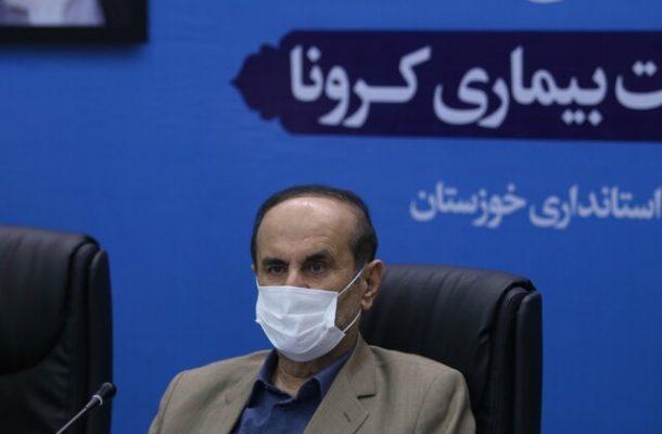 تعطیلی دو هفتهای خوزستان منتفی است