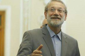 علی لاریجانی کاندیدای دقیقه ۹۰