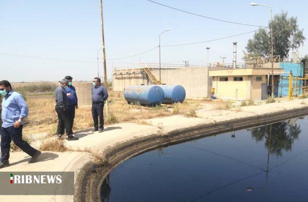 بررسی شرایط زیست محیطی در شرکت کشت و صنعت امام خمینی