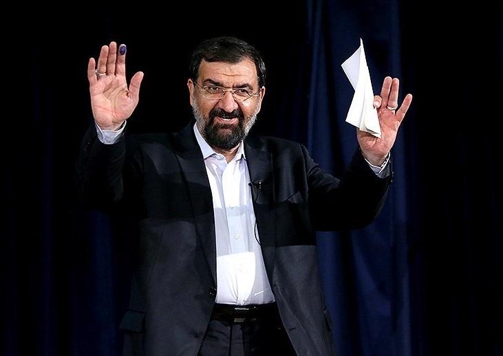 محسن رضایی برای چهارمین بار کاندیدای انتخابات ریاست جمهوری شد