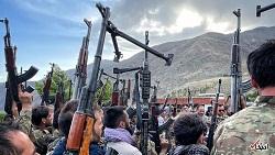 حمله جت های ناشناس به طالبان در پنجشیر / ورق به نفع نیروهای مقاومت برگشت